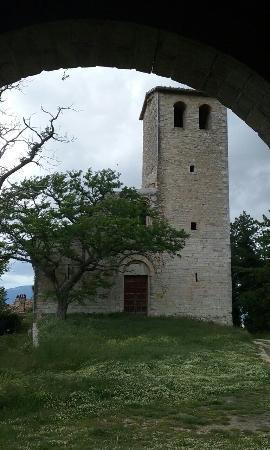 Spoleto, Italien: Chiesa di San Giuliano