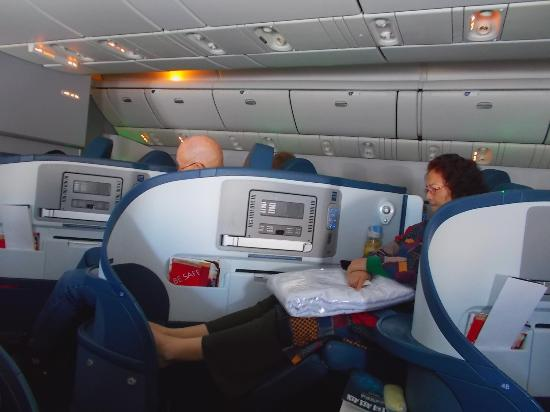 delta airlines business class picture of delta air lines world