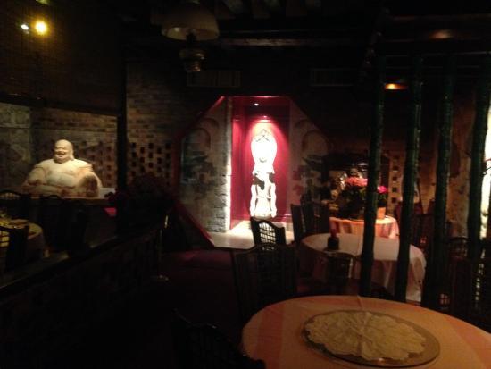 Chez Vong : decor magnifique et depaysant