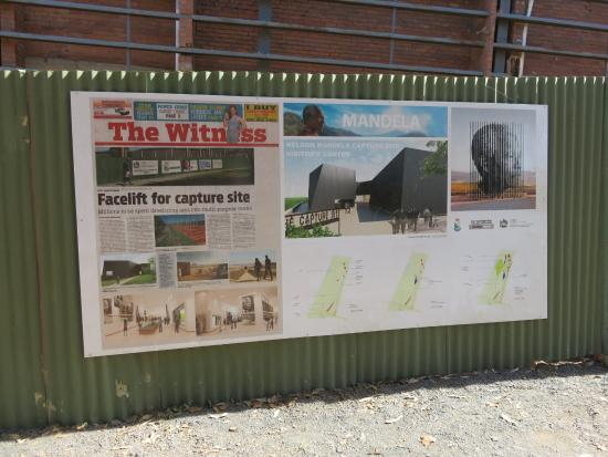 Mandela monument Photo