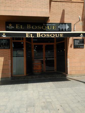 Cafeteria Restaurante EL Bosque