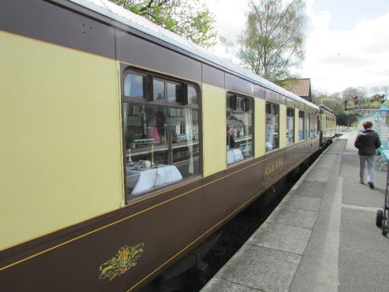 Steam Trains, Whitby & the Moors | Grand Yorkshire | Tours ...
