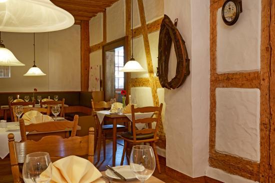 H+ Hotel Nuernberg: Restaurant