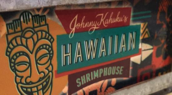 Johnny Kahuku's Hawaiian