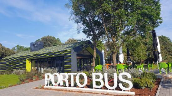 Reastaurant Porto Bus