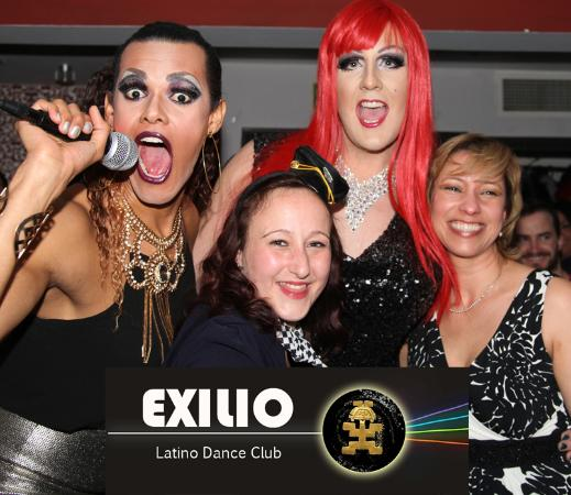 ‪Exilio LGBT Latin Dance Club‬