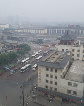 Grand Soluxe International Hotel Proche Des Remparts De La Ville Xi An