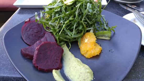 Muffuletta Cafe : Beet Salad