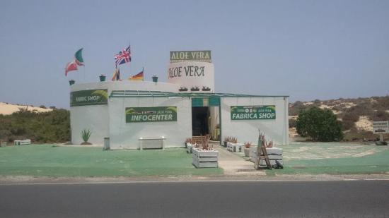 Aloe Vera Infocenter - Dunas
