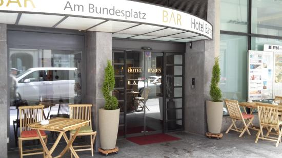 Hotel Bären am Bundesplatz