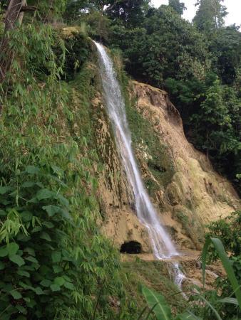 Bayawan City, Филиппины: Lourdes Falls