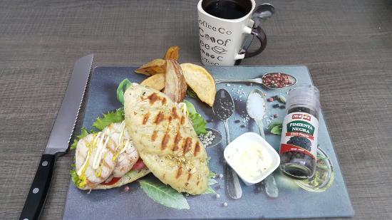 Bubu's Sandwich's & Coffee Al Paso