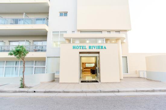 Hotel Riviera: Entrance