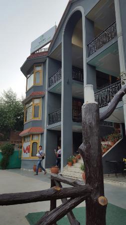 Hotel Monarch Residency: Nice one
