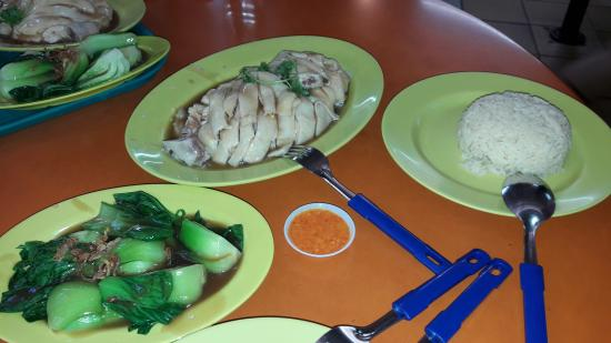 Chicken Rice Picture Of Maxwell Food Centre Singapore Tripadvisor