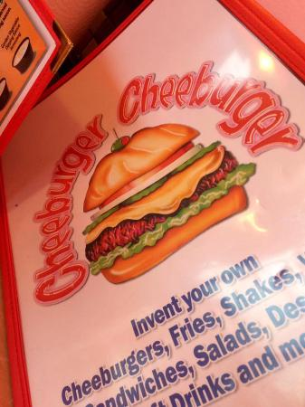Cheeburger Cheeburger : meu