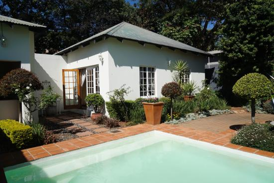 Brooks Cottage : Kuschelig.