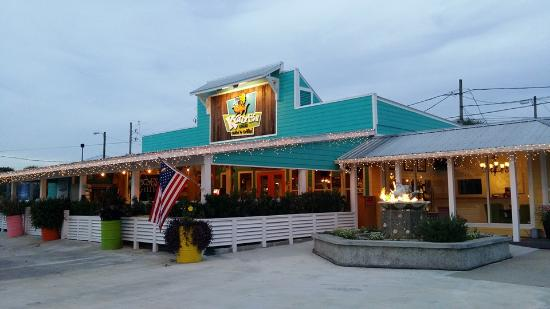 Sand Dollar Cafe Port St Joe Florida