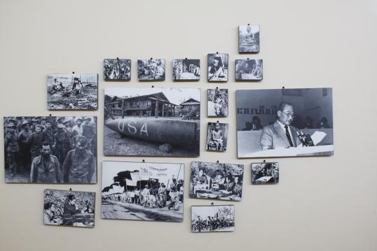 Uxo Lao: ベトナム戦争
