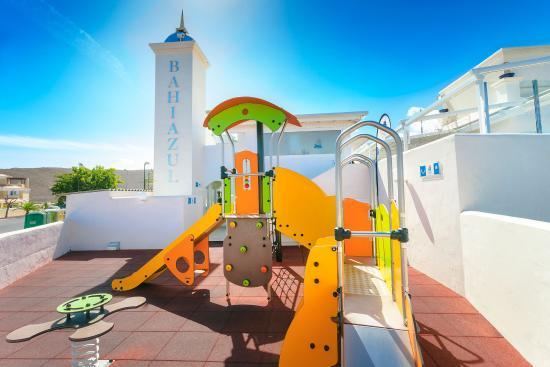 Bahiazul Villas & Club: Kids playing area