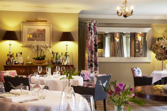 The Pheasant Hotel: Dining Room