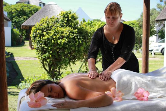 Cape St Francis Resort: Health and Beauty studio