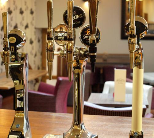 Wigmore, UK: Walkers-welcome bar