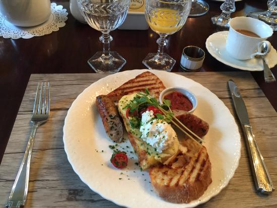 English Bay Inn: Another wonderful brekky