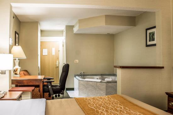 Bell Furniture Wilkes Barre Exterior comfort inn & suites $67 ($̶8̶0̶)  updated 2018 prices & hotel