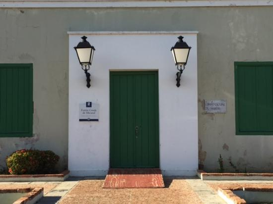 Fortin Conde de Mirasol Museum Photo