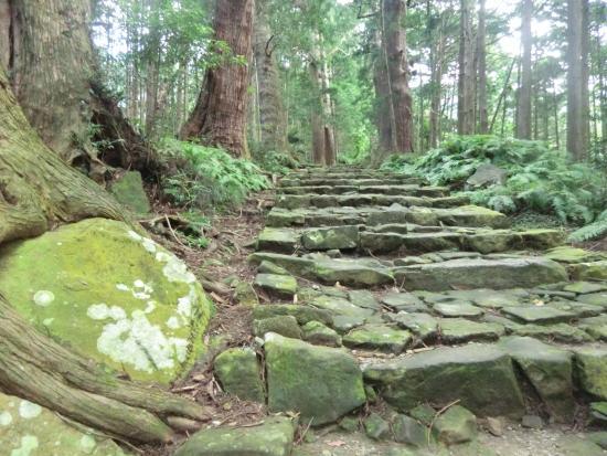 Κίνκι (Περιφέρεια), Ιαπωνία: 熊野古道