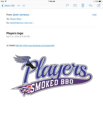 Players Smoked BBQ