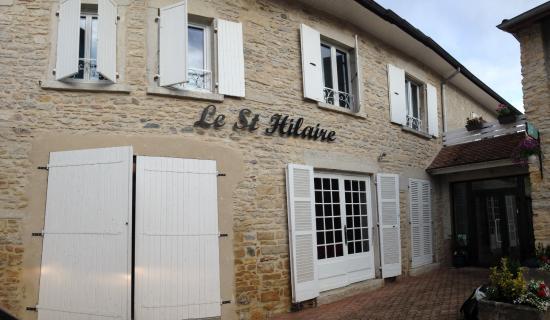Rodan-Alpy, Francja: Le Saint Hilaire