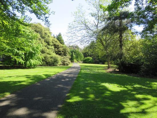 University of Dundee Botanic Gardens