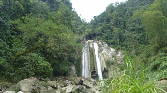 Dodiongan Falls