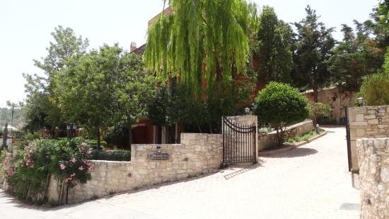 Katalagari, اليونان: Haupteingang des Hotel