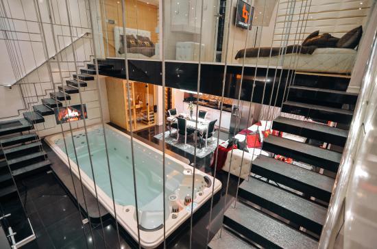 Luks Lofts Hotel U0026 Residences: Two Bedroom Loft