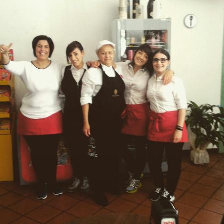 Mergo, Italie : Siamo fortissimi!!!!