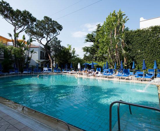 Piacevole soggiorno ad Ischia - Recensioni su Hotel Floridiana Terme ...