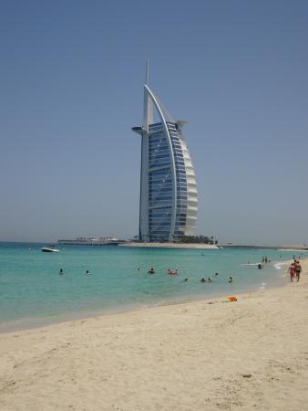 Talise Spa Madinat Jumeirah: Beach