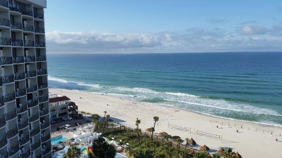 Holiday Inn Resort Panama City Beach View From My Room