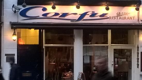 Greek Restaurants Glossop