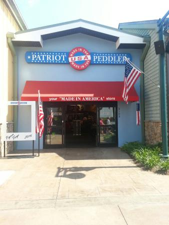 Patriot Peddler