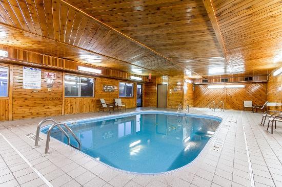 Superb Quality Inn U0026 Suites: Heated Indoor Pool U0026 Hot Tub