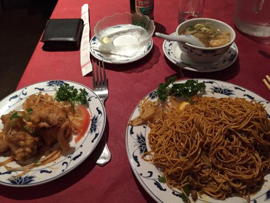 The Lantern Chinese Restaurant Take Away Ballina Mayo