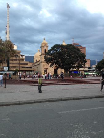 Plaza de los Libertadores