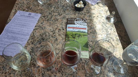 Delavan, WI: Staller Estate Winery