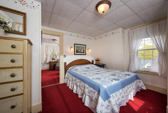 ياردارم فيليدج إن: Queen Bedroom Suite 8