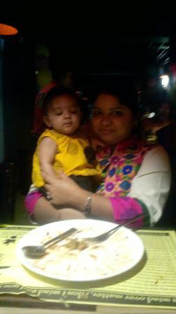 Saumyaa and Neha Ikobo sizzlers ahmedabad