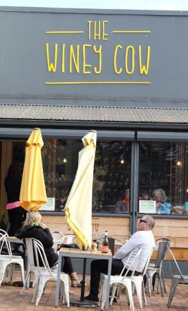 Mornington, Australia: The Winey Cow
